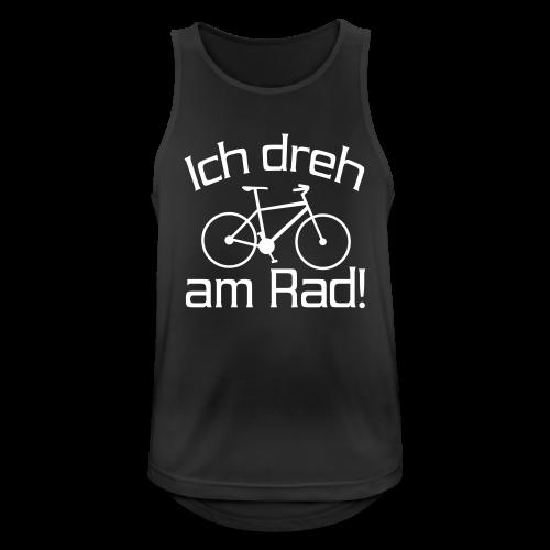 Fahrrad fahren Spruch Tank Top - Männer Tank Top atmungsaktiv