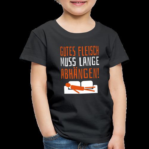 Gutes Fleisch Abhängen Sofa Kinder T-Shirt - Kinder Premium T-Shirt