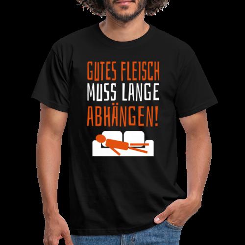 Gutes Fleisch Abhängen Sofa T-Shirt - Männer T-Shirt