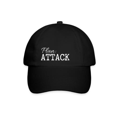 Plan: ATTACK Cap - Baseball Cap