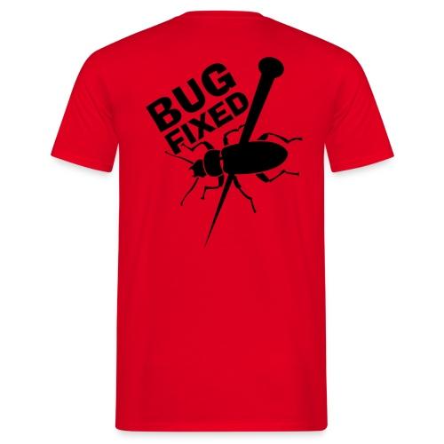 Bugfix - Männer T-Shirt