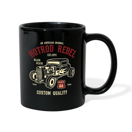 Full Colour Mug - Hotrod Rebel - Full Colour Mug