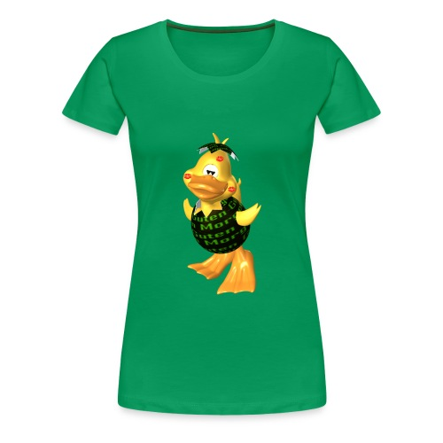 Guten Morgen - Frauen Premium T-Shirt