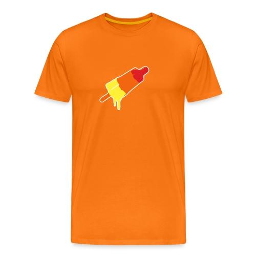 Raket mannen premium - Mannen Premium T-shirt