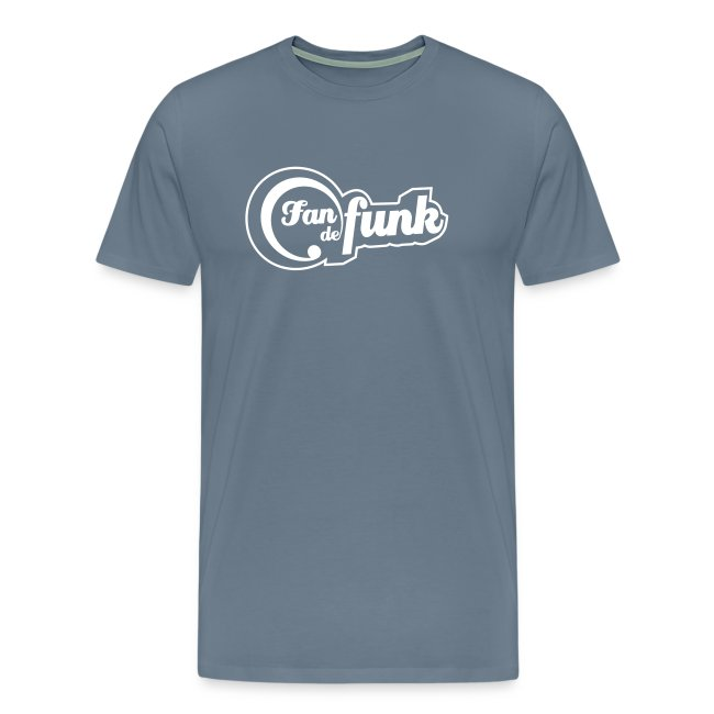 tshirt homme Fan de funk