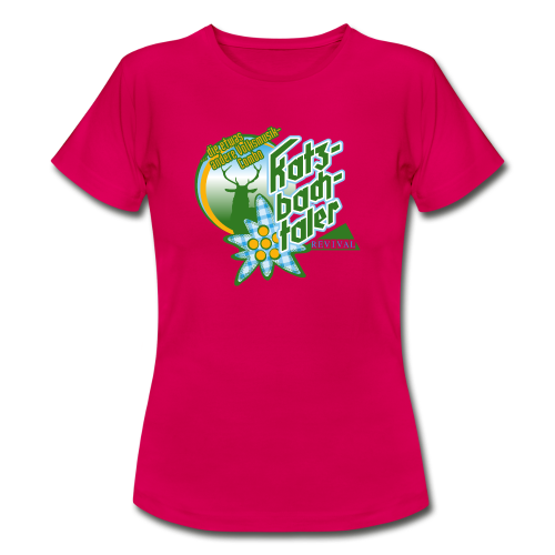 Katzbachtaler Frauen T-Shirt Premium - Frauen T-Shirt