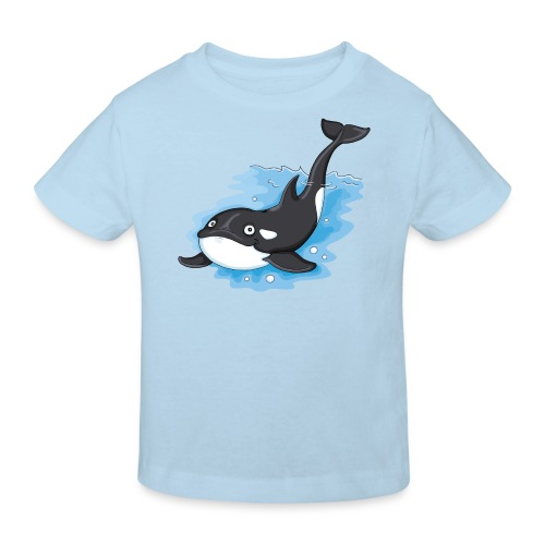 Orca - Kinder Bio-T-Shirt - Kinder Bio-T-Shirt