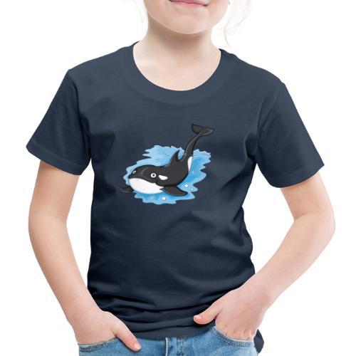 Orca - Kinder Premium T-Shirt  - Kinder Premium T-Shirt