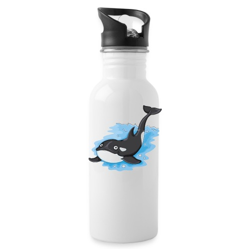 Orca - Trinkflasche  - Trinkflasche