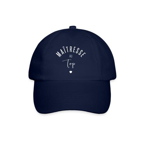 Maitresse au top Casquettes et bonnets - Casquette classique