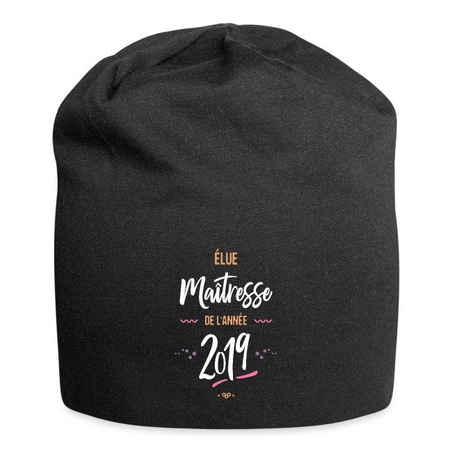 Maitresse de l'année 201 Casquettes et bonnets