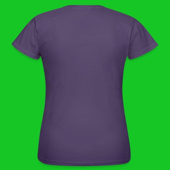 Bee Free dames t-shirt