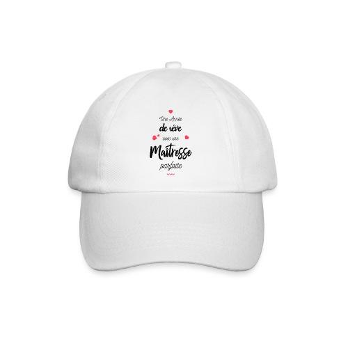 Un année de rêve avec maîtresse Casquettes et bonnets - Casquette classique