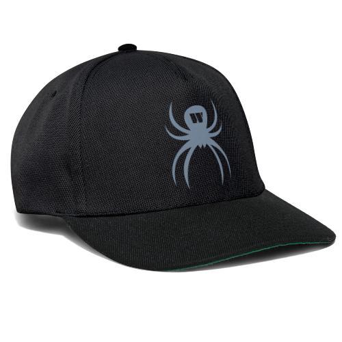 Silver Edition Spider Snapback Cap - Snapback Cap