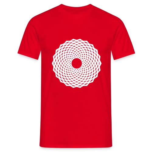 Iris - Men's T-Shirt