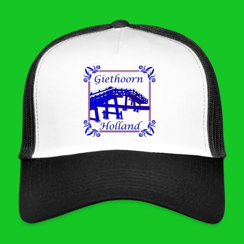 Giethoorn cap - Trucker Cap