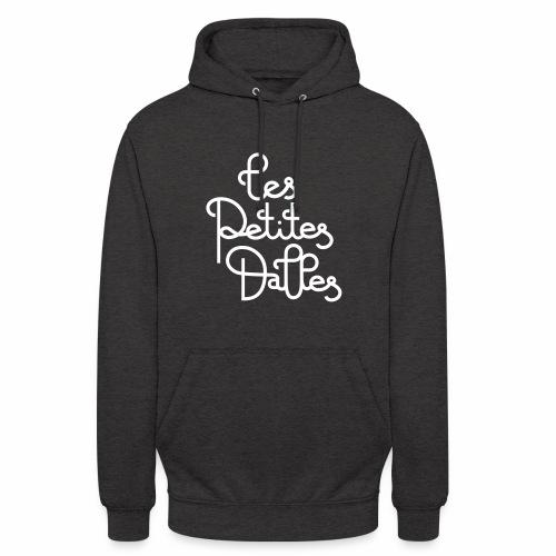 Sweatshirt unisexe - Les Dalles 2017 - Sweat-shirt à capuche unisexe