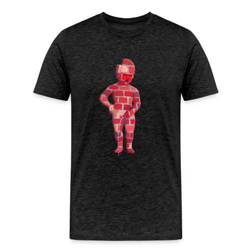BRiCO ♀♂ | mannekenpis - T-shirt Premium Homme