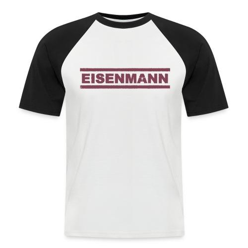EISENMANN - Die Box-Band - Männer Baseball-T-Shirt