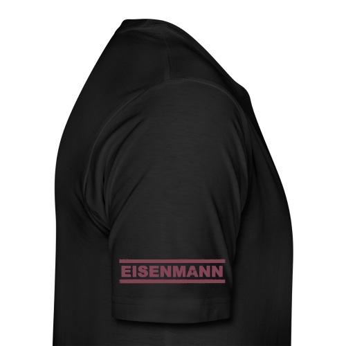 EISENMANN - Die Box-Band - Männer Premium T-Shirt