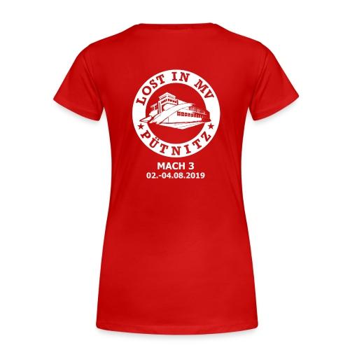 Lost in MV - MACH 3 - Frauen Premium T-Shirt