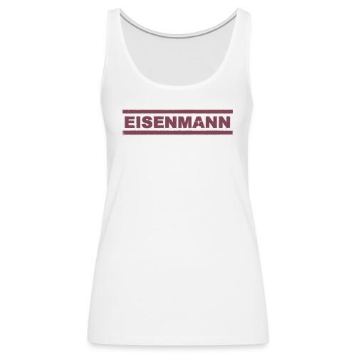 EISENMANN - Die Box-Band - Frauen Premium Tank Top