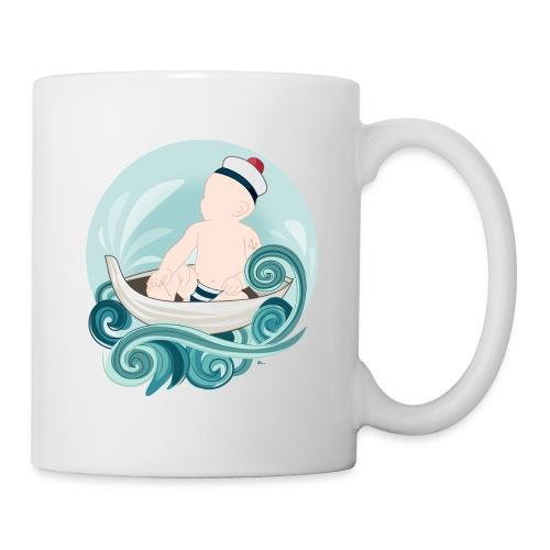 Mug Bébé Breton - Mug blanc