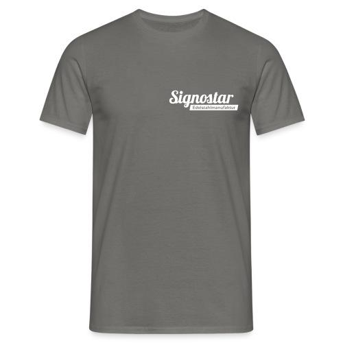 Signostar Shirt - Männer T-Shirt