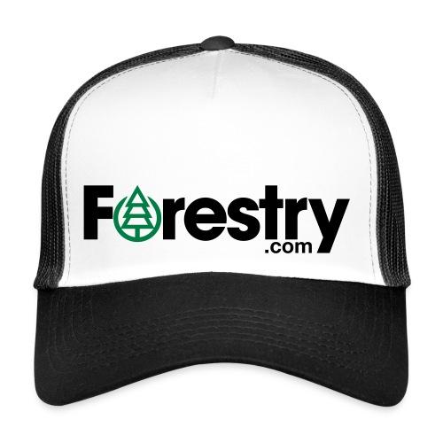 Forestry Trucker Cap - Trucker Cap