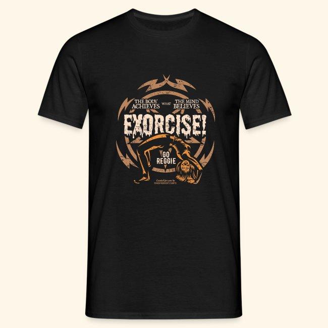 Exorcise! T Shirt für Filmfans