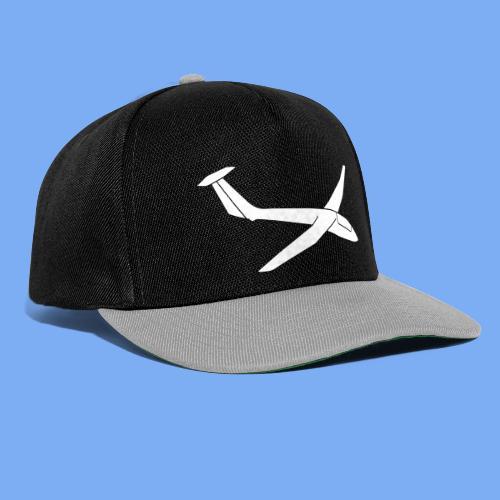 Segelflieger T-Shirt Segelflugzeug Cobra - Snapback Cap