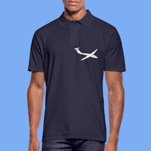 Segelflieger T-Shirt Segelflugzeug Cobra - Men's Polo Shirt