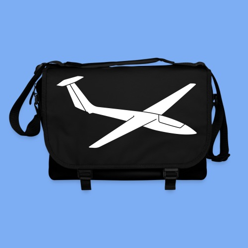 Segelflieger T-Shirt Segelflugzeug Cobra - Shoulder Bag