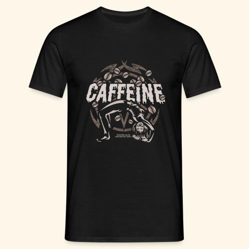Kaffee T Shirt - Männer T-Shirt