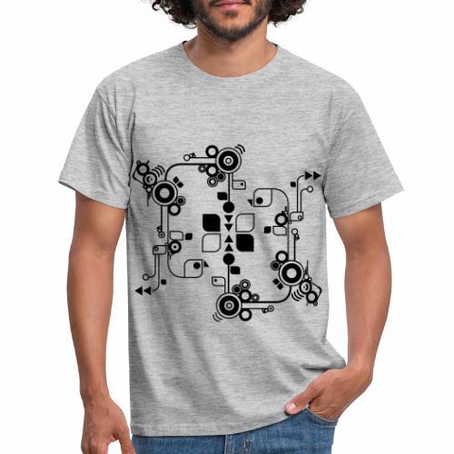 Artistique - T-shirt Homme