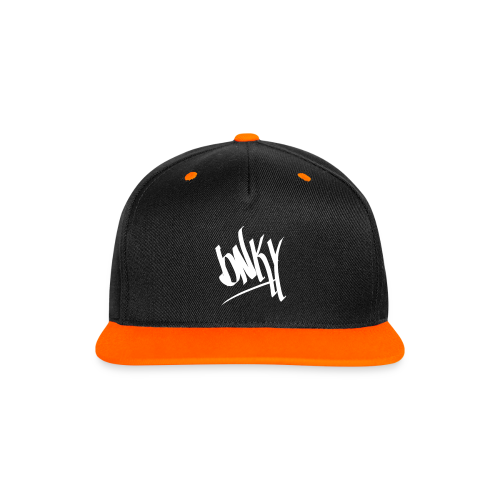 BNKY Cap - Kontrast Snapback Cap