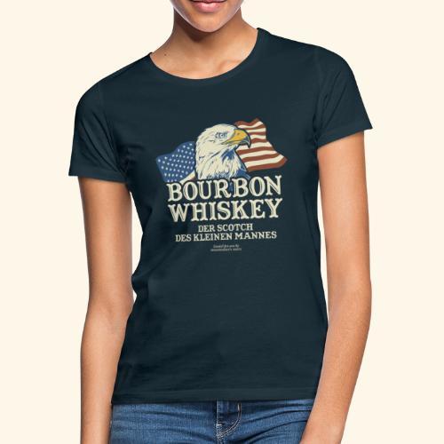 Whisky T Shirt Bourbon Whisky Scotch des kleinen Mannes - Frauen T-Shirt