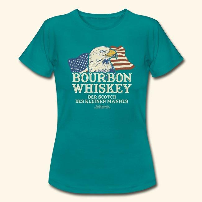 Whisky T Shirt Bourbon Whisky Scotch des kleinen Mannes