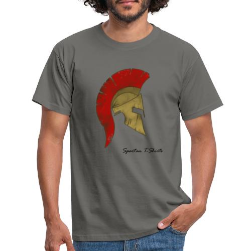 Mens Spartan Classic T-Shirt - T-skjorte for menn