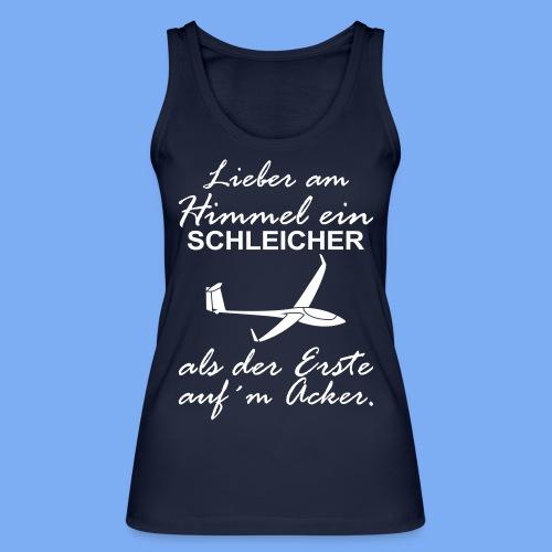 lustiger Insider Spruch für Segelflieger und Segelflugzeugführer - Segelflieger Tshirt - Frauen Bio Tank Top von Stanley & Stella