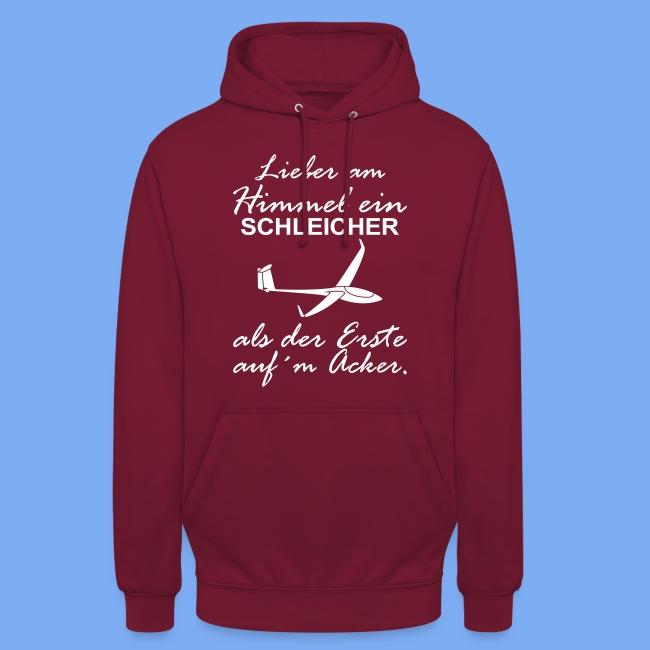 lustiger Insider Spruch für Segelflieger und Segelflugzeugführer - Segelflieger Tshirt