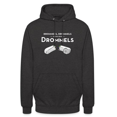 Drommels unisex hoodie - Hoodie unisex