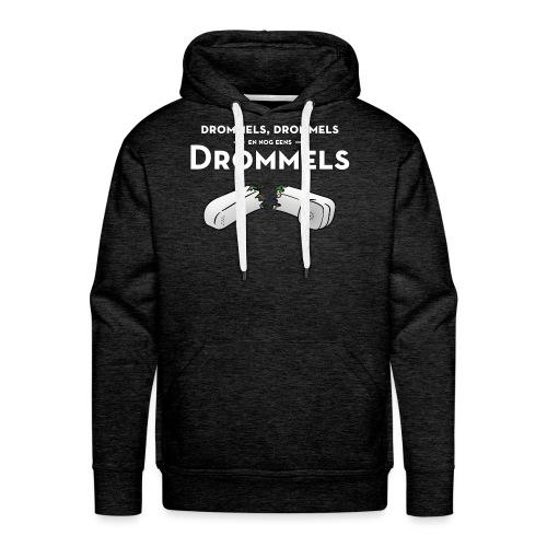 Drommels mannen premium hoodie - Mannen Premium hoodie