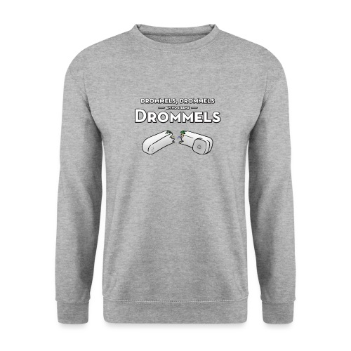 Drommels mannen sweater - Mannen sweater