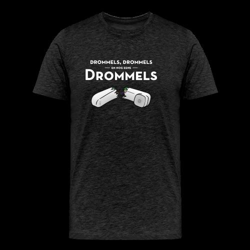 Drommels mannen premium t-shirt - Mannen Premium T-shirt