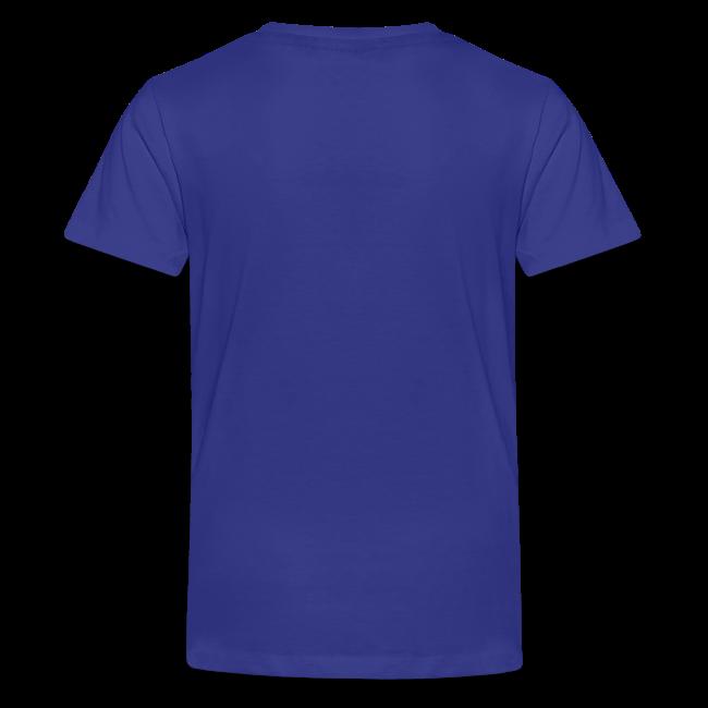 Lustiger Kopfkino Geld Spruch Teenager T-Shirt
