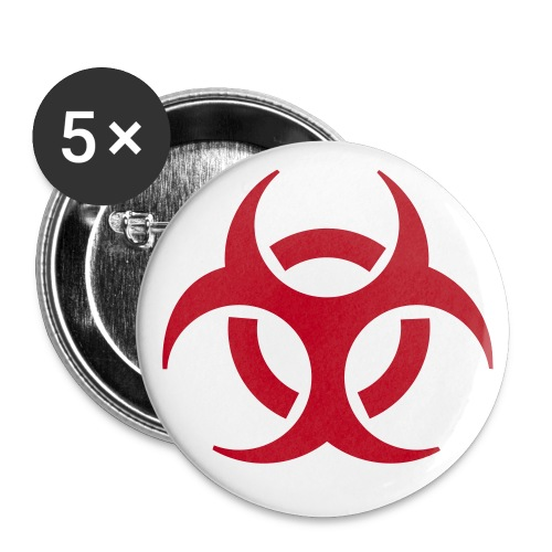 bio patch - Badge petit 25 mm