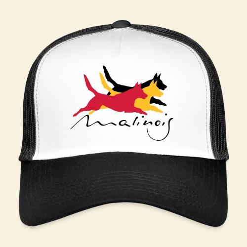 Malinois belgian colors - Trucker Cap