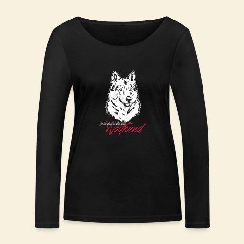 tschechoslowakischer Wolfhund (TWH) - Frauen Bio-Langarmshirt von Stanley & Stella