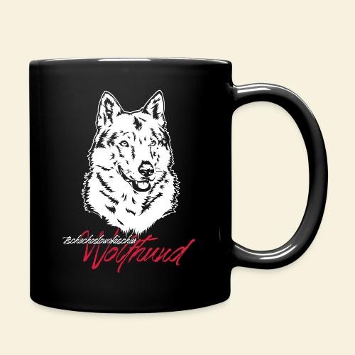 tschechoslowakischer Wolfhund (TWH) - Tasse einfarbig